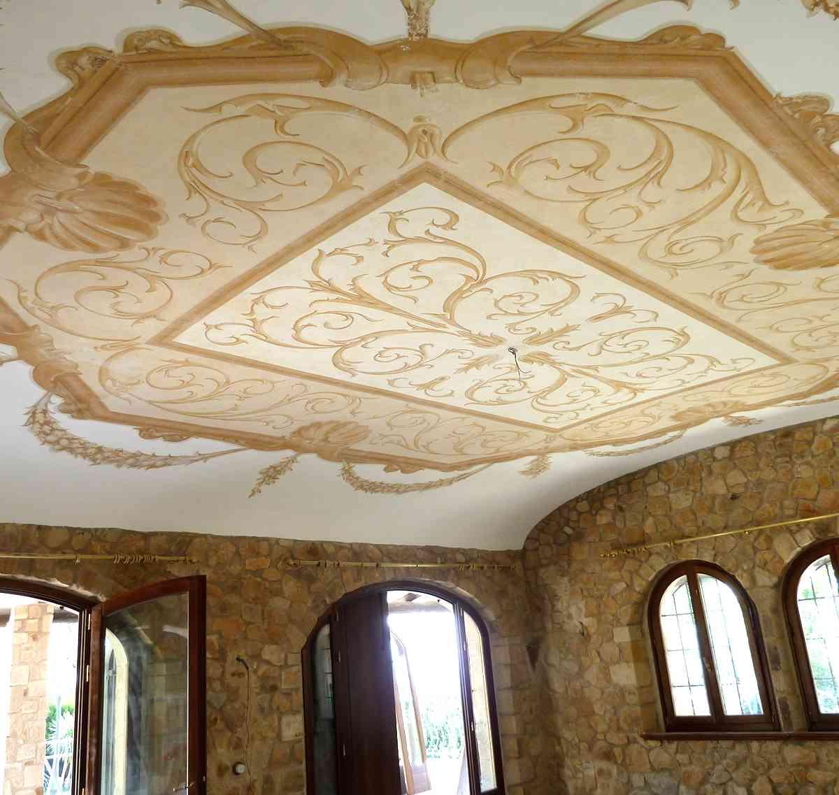 affreschi-soffitto