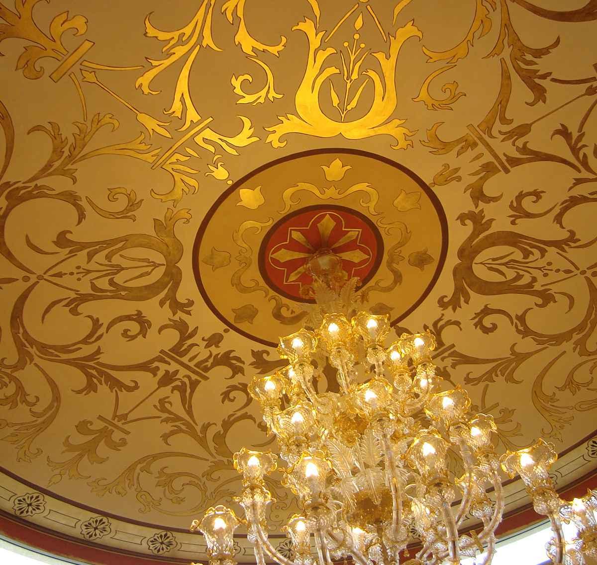 ceiling-frescos