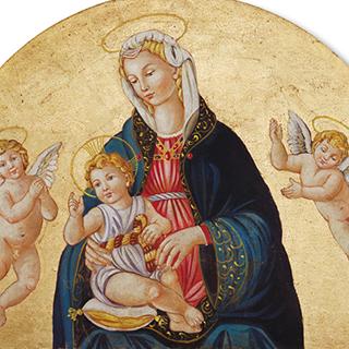 frescos-religious