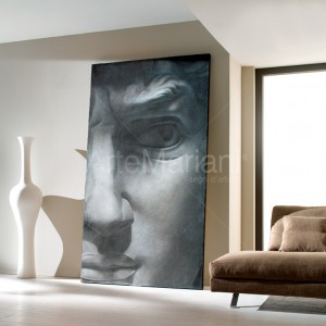 """""""Profile of a Man"""". ArteMariani modern collection"""