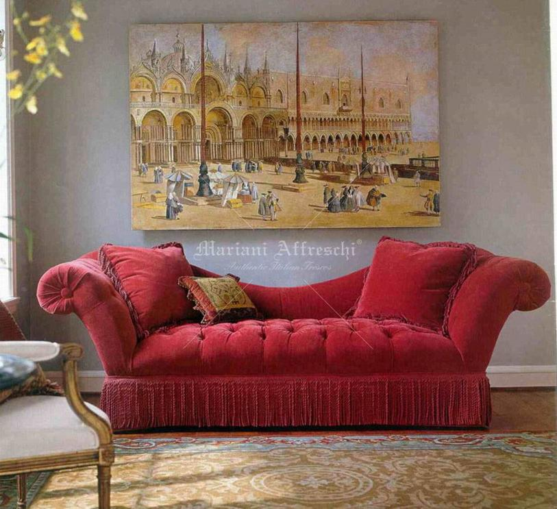 Mariani affreschi portfolio for Quadri salotto